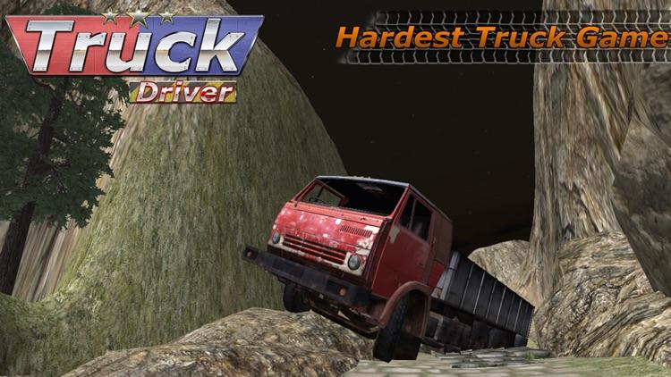 3D Truck Driver : Off Road screenshot-4