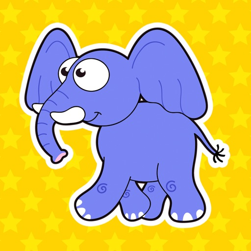 Elephant and Wild Animals - Cool Games for Boys and Girls icon
