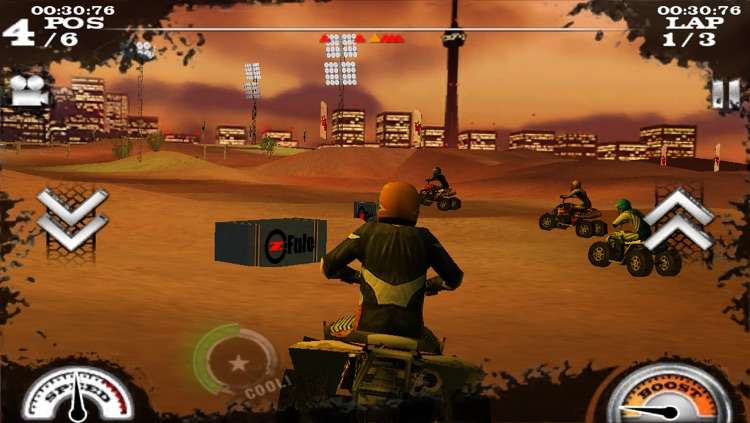 Dirt Moto Racing screenshot-3