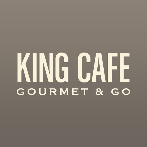 King Cafe Gourmet & Go icon