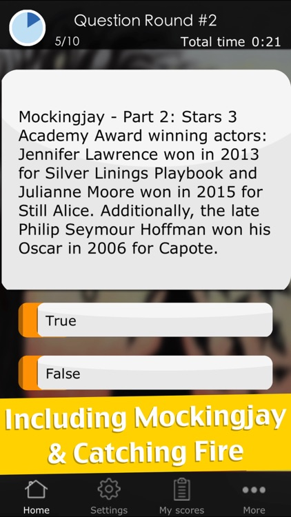Quiz for The Hunger Games Movies - Funny General