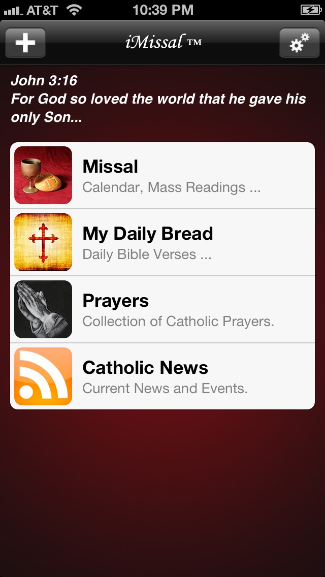 Imissal Catholic (mass Reading Calendar Lectionary) review screenshots