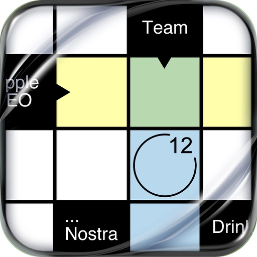 Crossword: Arrow Words. Smart Crossword Puzzles for iPhone