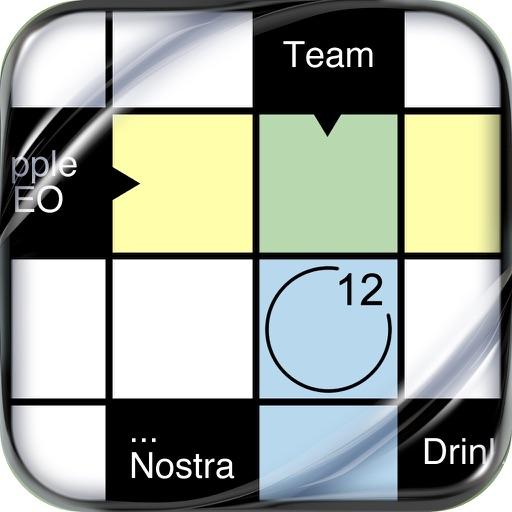Crossword: Arrow Words. Smart Crossword Puzzles for iPhone icon