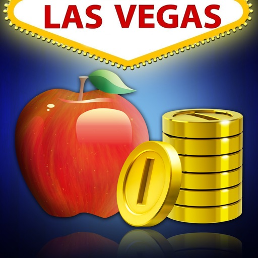 1st Las Vegas Fruit Slots Machine Pro - Bet, Spin and Win double jackpot lottery chips