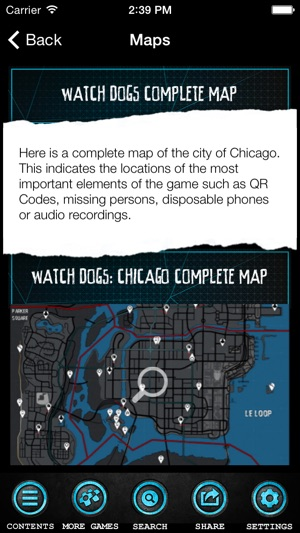 Wiki Guide Watch Dogs on the App Store