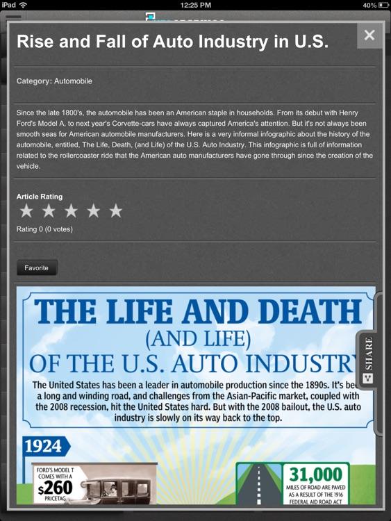Infographics Hub screenshot-3