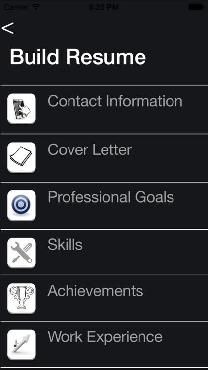 Resume Creator Pro