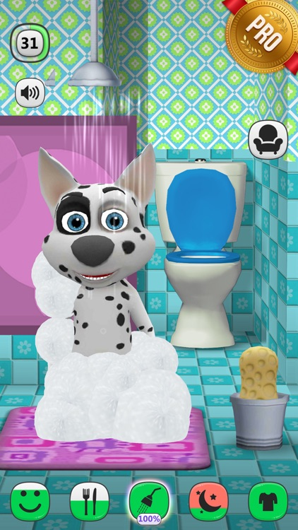 ! My Talking Dog PRO - Virtual Pet