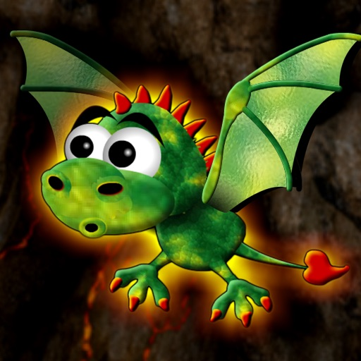 Little Dragon - One Touch Flying Game iOS App