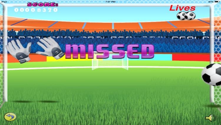 Penalty Shootout - Real Dream Soccer screenshot-3