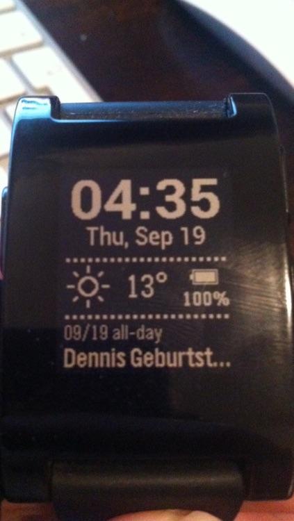 Smartwatch+ for Pebble screenshot-3
