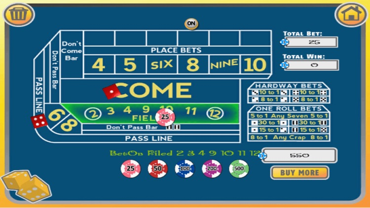 Poker face salesman