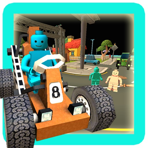 Real Cartoon Parking iOS App