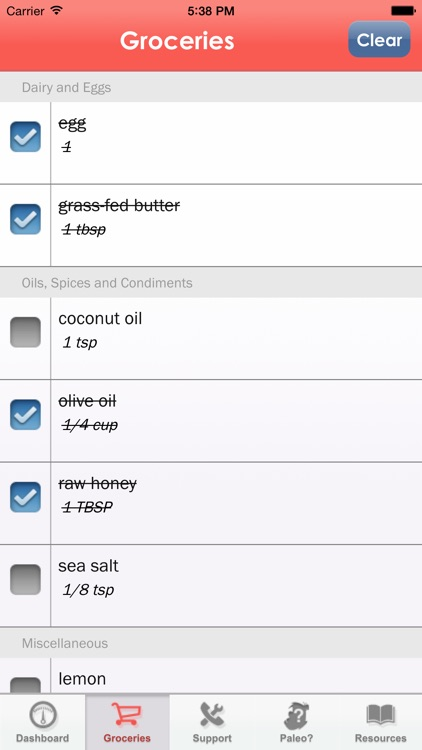Paleo Complete screenshot-3