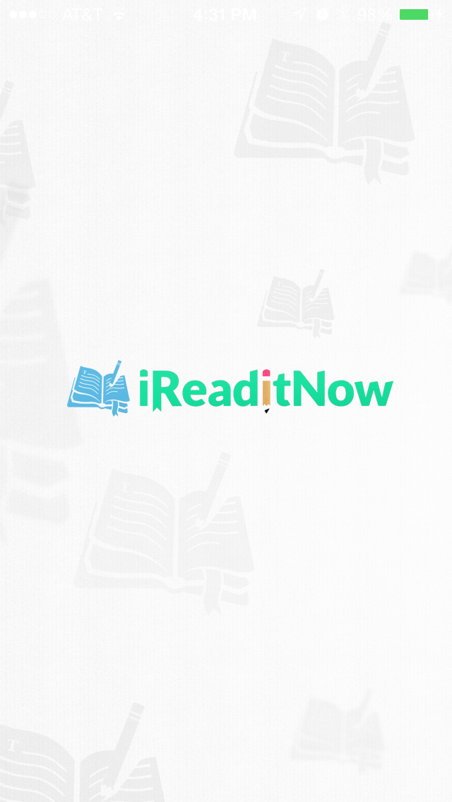 iReadItNow screenshot