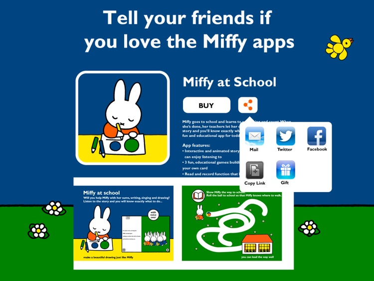 Miffy apps screenshot-4