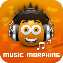 Music Morphing