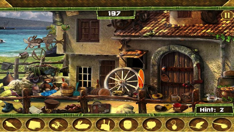 Hidden Object:Mystery of the Nature