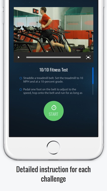 STACK Conditioning Presented by ASICS - Free Interval Timer and Fitness Challenges screenshot-3