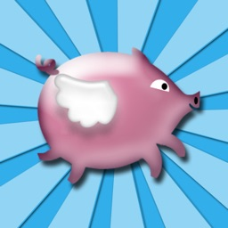 Flappy Pig - Flap your Tiny Wings like a Bird