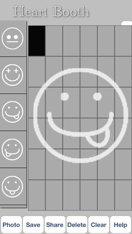 Heart Booth - FREE screenshot-3