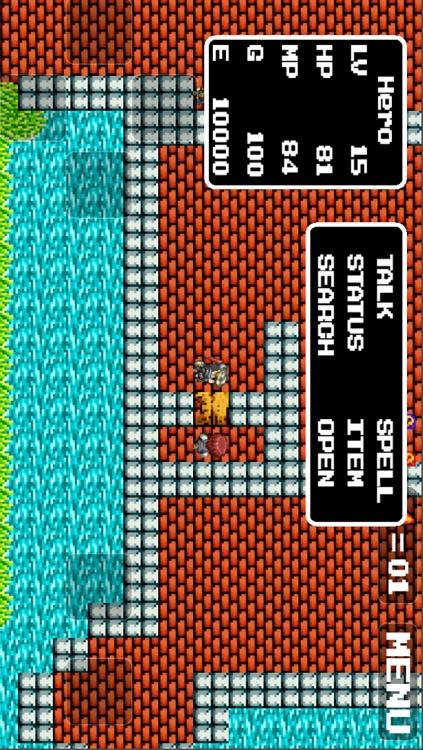 Epic Warrior: The Sword of Light screenshot-3