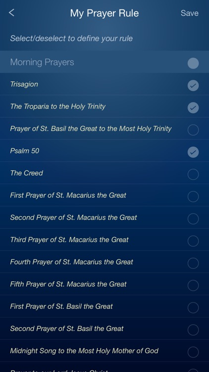 Orthodox Prayers for Parents screenshot-4