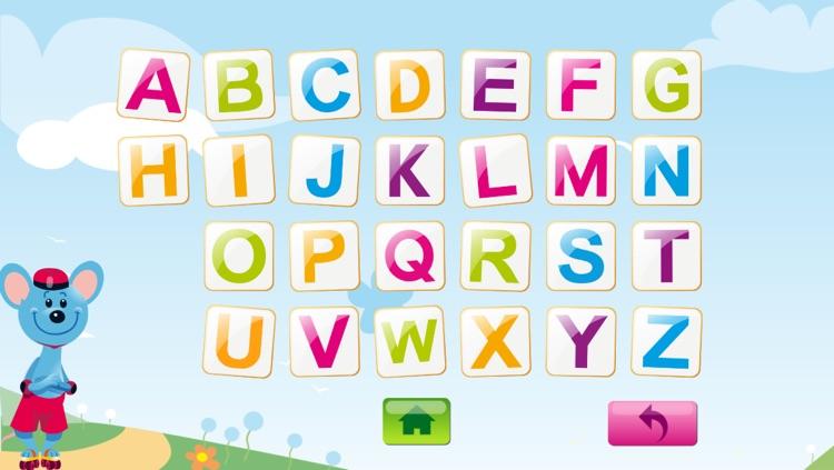 ABC Comic Capital Letters - Lite