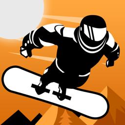 Ícone do app Krashlander - Ski, Jump, Crash!