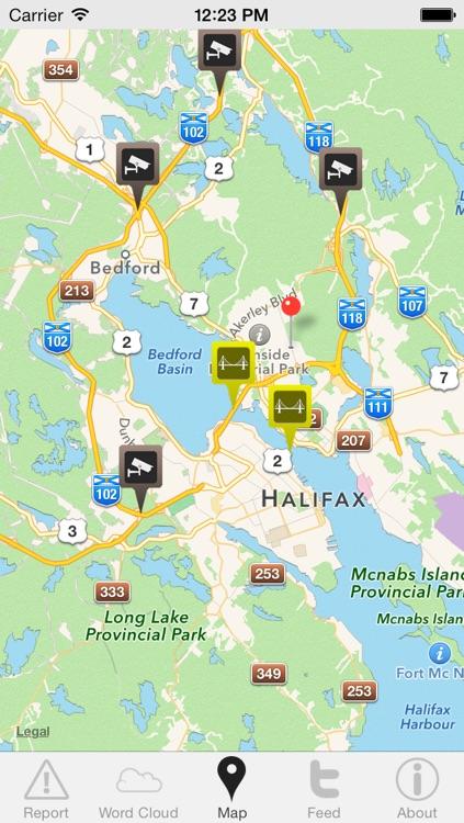 Halifax Traffic screenshot-3