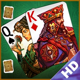 * Solitaire Double-Deck HD *