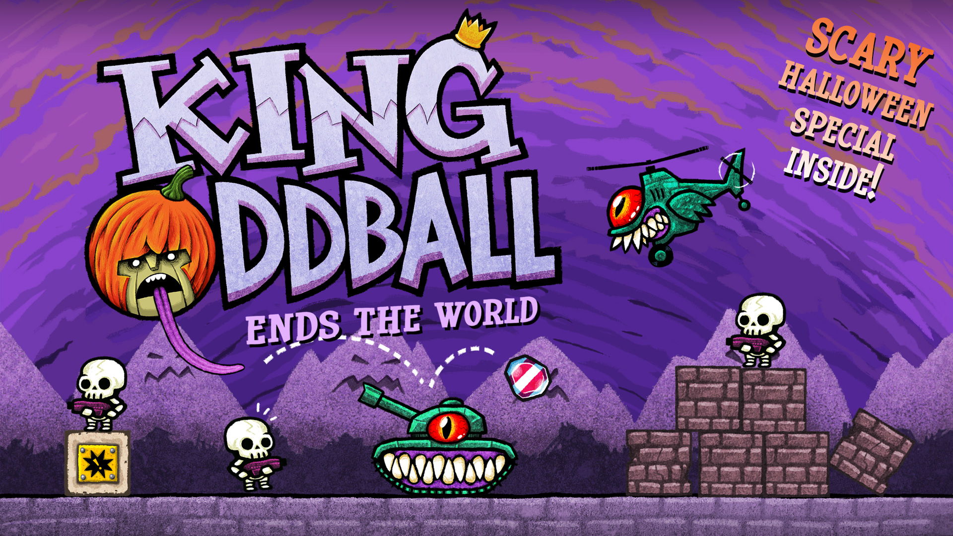 King Oddball screenshot 15