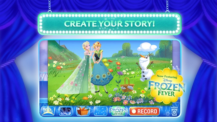 Frozen Story Theater screenshot-0