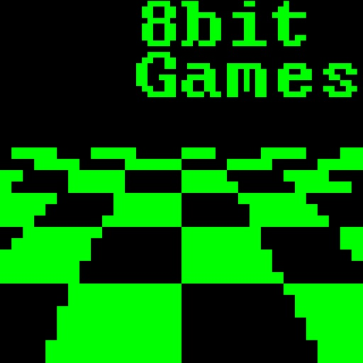 8bit Games: Flying 3D