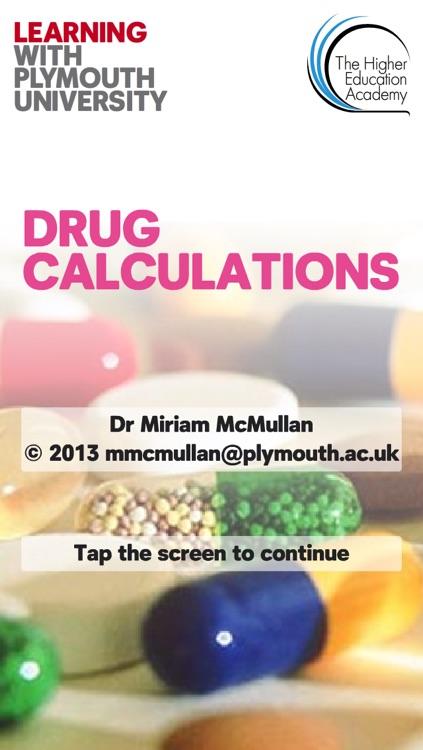 Mastering Drug Calculations