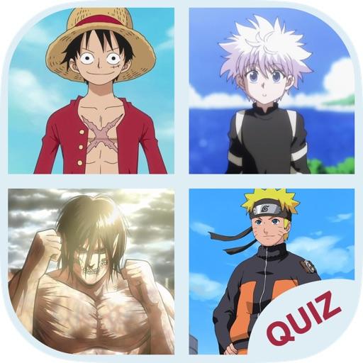 Allo! Guess the Japanese Manga Cartoon - Photo Trivia Challenge