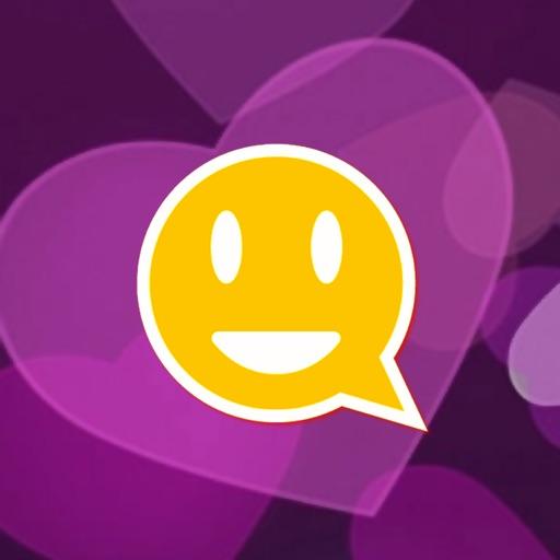 Love Stickers, Emoji Art iOS App