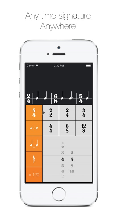 Rhythm Calculator - Advanced rhythm trainer and metronome