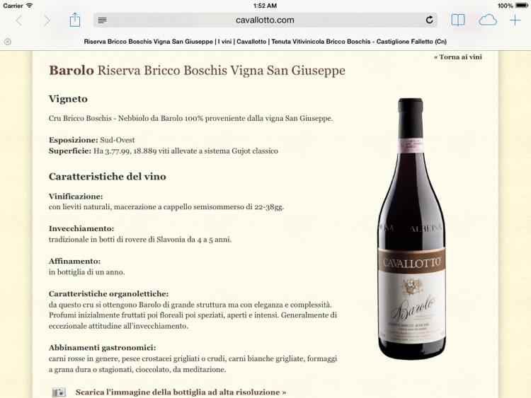 Castiglione Falletto Wine Map screenshot-4