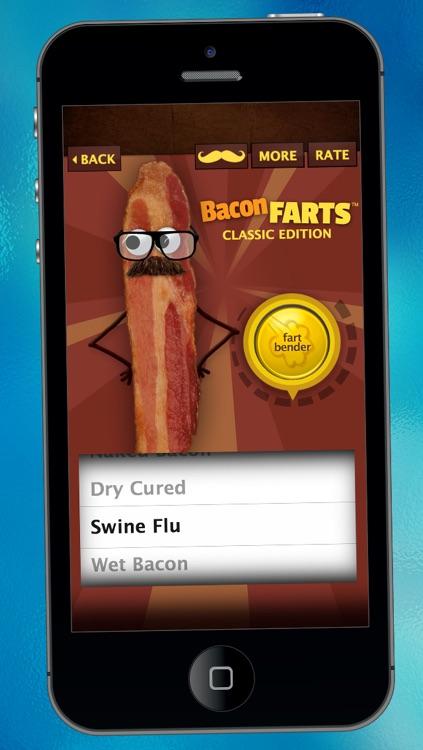 Bacon Farts Free Fart Sounds - Soundboard App
