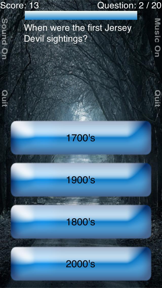 Quiz4 Monster Legends screenshot four