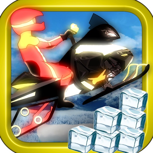 Aero snowXcross Biker - Hot new snow moto bike road racing arcades game