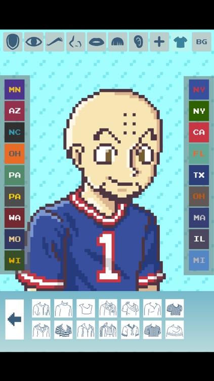 ITS'a ME! Boy Pixels screenshot-3