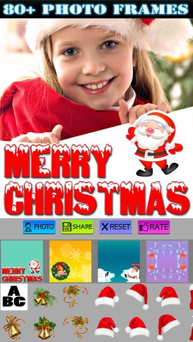 Weihnachten Fotos und AufkleberScreenshot von 1