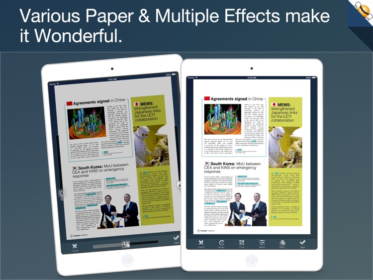 PDF Scanner for iPad