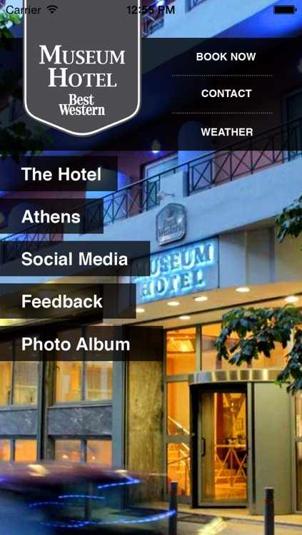 Best Western Museum Hotel For Iphone By H S Technology Solutions S A