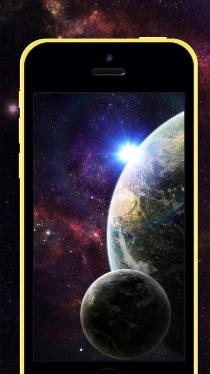 Galaxy Wallpapers HD screenshot-3