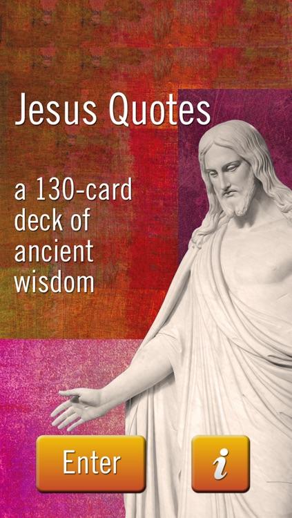 Ancient Wisdom Jesus Quotes