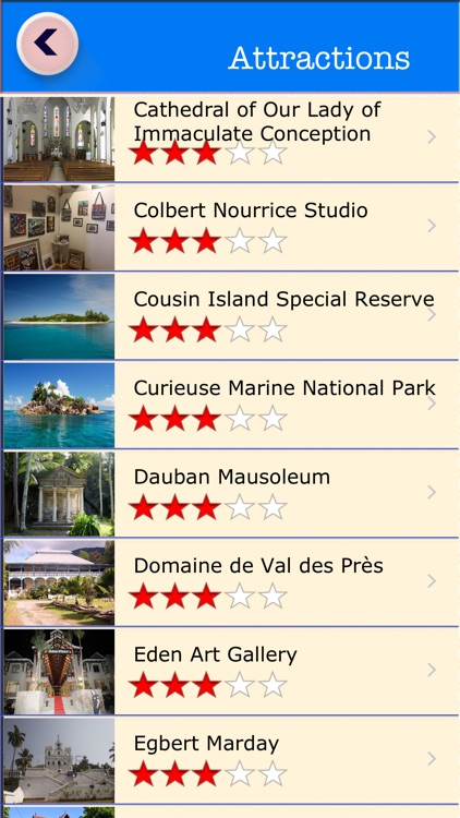 Seychelles Island Travel Guide screenshot-2